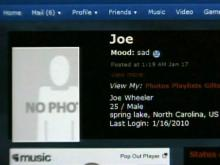 Clues to shootout sought on MySpace page
