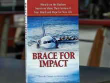 """Writer Kevin Quirk said that the experiences of survivors of a plane's emergency landing on the Hudson River in New York City inspired him to gather their stories in a book, """"Brace for Impact."""""""