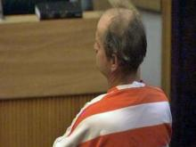 Barney Edward Gamble, 48, of King Mill Road in Four Oaks, appeared in court on Monday, Jan. 25, 2010, on charges of first-degree murder in the deaths of L.C. and Sue Anne Beasley.