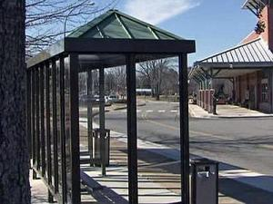 Cary considering art for town's bus shelters