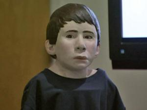 Orange County authorities on Saturday, Feb. 6, 2010, unveiled a 3-D facial reconstruction of a boy found dead near Mebane over a decade ago.