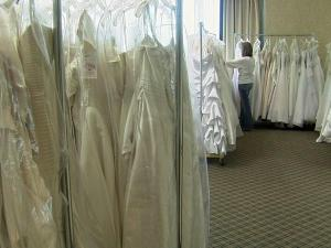 The Brides Against Breast Cancer Nationwide Tour of Gowns was held this weekend at the Sheraton Raleigh hotel, 421 S. Salisbury St., Raleigh.