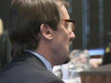 Blood expert testifies at Taylor hearing