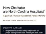 Report: Hospitals give scant info on care for needy