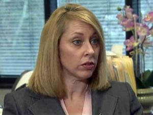 Johnston County District Attorney Susan Doyle