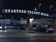 A nearly 30-minute police chase ended outside Crabtree Valley Mall early Thursday, 25, 2010. Gaven Stubberfield, 35, of Fuquay-Varina was arrested on outstanding breaking-and-entering charges in Raleigh and Holly Springs.