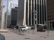 City Plaza on downtown boosters' agenda