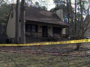 Garner police found a man and a woman dead inside a home on Whithorne Drive on Feb. 25, 2010.