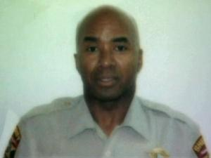 Franklin County Sheriff's Deputy James Williamson, 61, suffered a severe head injury while trying to break up a fight Saturday, Feb. 27, 2010, at a Citgo gas station in Louisburg.