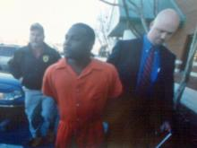 Louisburg police arrested Joe Williams, 24, of 168 Chicken Hollow Way in Henderson, on Sunday, Feb. 28, 2010, and charged him with inflicting serious injury on a law enforcement official.