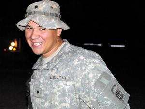 """Cpl. Daniel """"Danny"""" T. O'Leary, 23, of Youngsville, died on Feb. 23 in Fallujah, Iraq."""