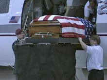 Youngsville soldier's body returned to U.S.