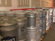 Baptists pack 'Buckets of Hope' for Haiti
