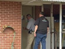 Joint operation checks status of sex offenders
