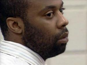 Abdullah Shareef listens to closing arguments in his murder trial on March 11, 2010. He is accused of running over five people, killing one, in April 2004.