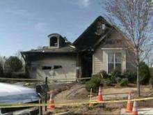 11 without homes after neighborhood blaze
