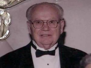 Jim Johnson donated four clocks for the tower of the Chatham County Courthouse in 2000.