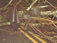 Storm destroys homes in High Point