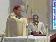 Attendance up at Catholic churches