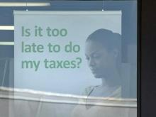 Tax filing deadline is days away