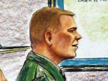 Jury deliberates fate of convicted soldier