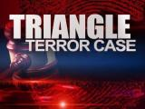 Triangle terror case graphic