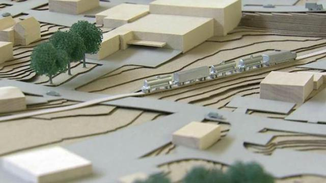 Raleigh officials say a transit hub west of downtown could attract residential and retail development to the area.