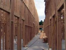 Builders add security at construction sites