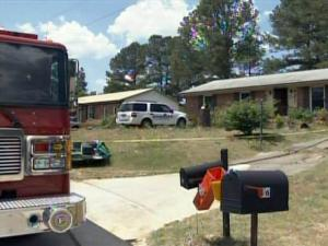 Firefighters found a body inside a Spring Lake home on May 6, 2010, when responding to a small fire.