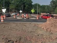 Roundabouts cause confusion in Raleigh