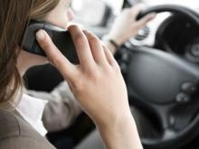 Cellphone use while driving
