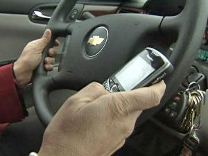 North Carolina drivers who text behind the wheel will need to pull over to avoid fines