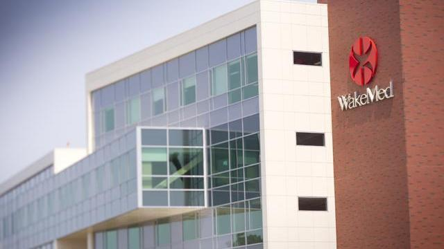WakeMed celebrated the opening of Wake County's first children's hospital Sunday.