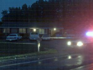 Durham police investigate a person's death at 2801 Ross Road.