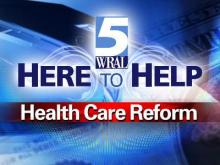 Here to Help Health Care Reform logo