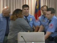 Police arrest four in protest of Wake school policy