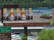 Neighborhood groups at odds over billboards
