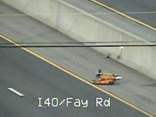 I-40 in Durham reopened after suspicious object halts traffic