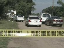 Workers discovered a woman's body on Neptune Drive near Fort Bragg on Friday, July 2, 2010.