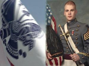 Inspired by his sister, Jason Sexton pursued a degree at West Point.
