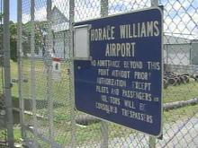 Chapel Hill neighbors were concerned about airport