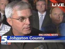 Johnston County sheriff talks about tortured girl