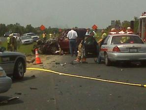 Fatal accident in Duplin County