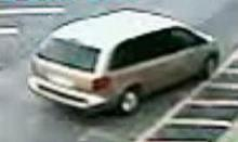 Durham police are asking for help in identifying the driver and passengers of this van. It was on the scene of two shootings on Tuesday night.