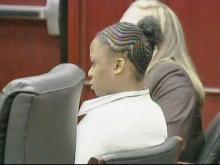 Sherita McNeil is charged in the death of her son, DeVarion Gross.
