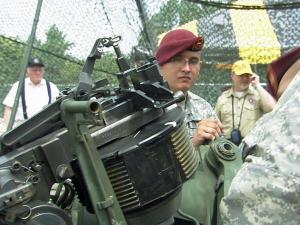 The 10th Annual National Airborne Day celebration was held Saturday, August 14, 2010, in Fayetteville.