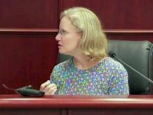Medical examiner testifies in Garner toddler's death