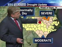 Fishel talks about drought conditions