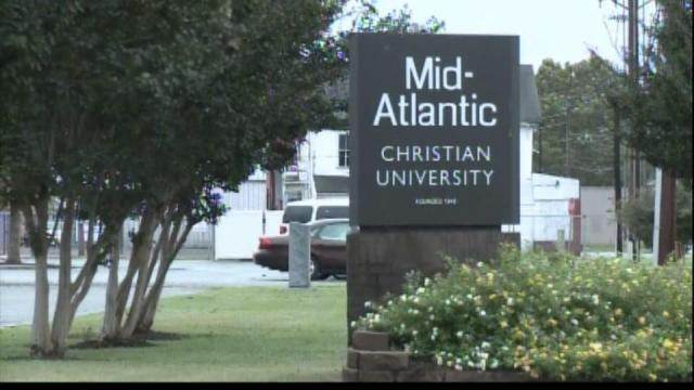 Student shot at eastern N.C. college