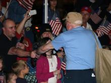 Veterans celebrated in D.C., Raleigh